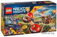 """LEGO. Nexo Knights. """"Безумная колесница Укротителя"""""""