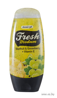 "Гель для душа ""Starfruit and Gooseberry + Vitamin E"" (250 мл)"