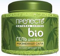 Гель для укладки волос сильной фиксации с экстрактом зеленого чая (250 мл)
