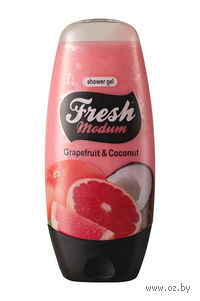 "Гель для душа ""Grapefruit + Coconut"" (250 мл)"