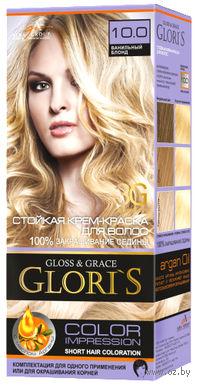 Крем-краска для волос (тон: 10.0, ванильный блонд)