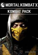 Цифровой ключ Mortal Kombat X Kombat Pack