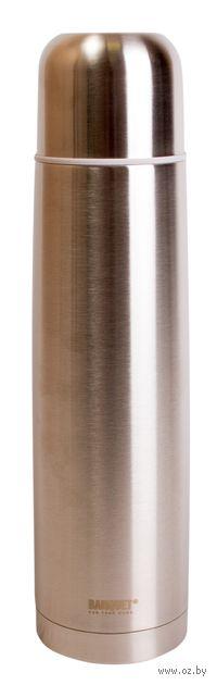 Термос металлический (1 л; арт. 4810S)