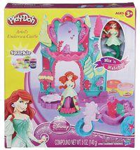 "Набор для лепки ""Play-Doh. Замок и Карета Ариэль"""