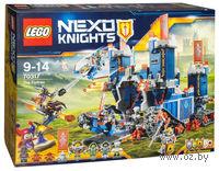 """LEGO Nexo Knights """"Фортрекс - мобильная крепость"""""""