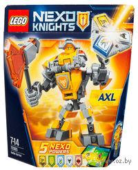 "LEGO Nexo Knights ""Боевые доспехи Акселя"""