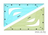 """Треугольник """"Flex"""" (21 см.; 60 )"""