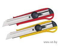 Нож канцелярский большой усиленный (18 мм)