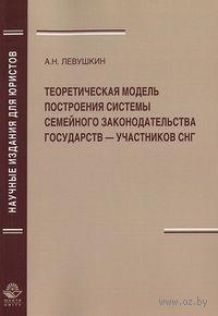 Теоретическая модель построения системы семейного законодательства государств — участников СНГ
