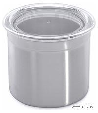 Банка для сыпучих продуктов металлическая (10х7,5 см)
