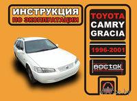 Toyota Camry / Toyota Gracia 1996-2001 г. Инструкция по эксплуатации и обслуживанию