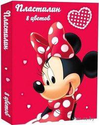 "Пластилин ""Disney. Минни"" (8 цветов)"