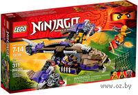 "LEGO. Ninjago. ""Вертолетная атака Анакондраев"""