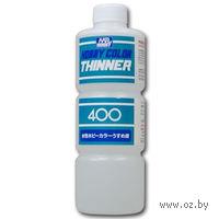 Разбавитель для водоразбавляемых красок (400 мл, арт. T-111)