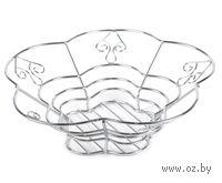 Подставка для фруктов металлическая (26*8 см, арт. XX1059)