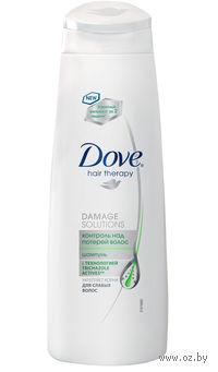 """Шампунь для волос DOVE Hair Therapy """"Контроль над потерей волос"""" (400 мл)"""