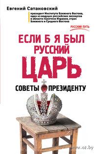 Если б я был русский царь. Советы Президенту. Е. Сатановский