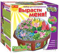 """Набор для выращивания растений """"Твой эко-сад. Сад бабочек и фей"""""""