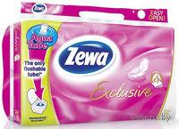 Туалетная бумага Zewa Exclusive (8 рулонов)