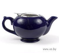 Чайник керамический с металлическим ситом (450 мл; арт. FJH10038-A18)