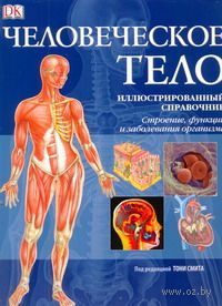 Человеческое тело. Иллюстрированный справочник. Строение, функции и заболевания организма