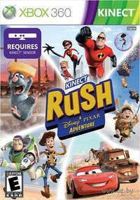 Kinect Rush. A Disney Pixar Adventure (только для MS Kinect) (Xbox 360)