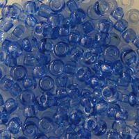 Бисер прозрачный №01131 (сине-сиреневый)