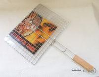 Решетка-гриль металлическая (35*25 см)