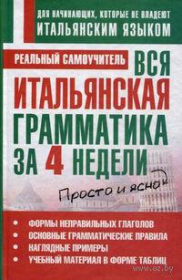 Вся итальянская грамматика за 4 недели. Сергей Матвеев