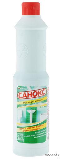 Чистящее средство для сантехники Санокс (750 мл)