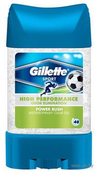 Дезодорант-антиперспирант гeлевый Gillette