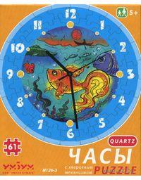 Пазл-часы
