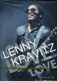 Lenny Kravitz. Live In Lisbon