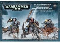 "Набор миниатюр ""Warhammer 40.000. Space Wolves Thunderwolf Cavalry"" (53-09)"