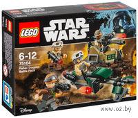 """LEGO Star Wars """"Боевой набор Повстанцев"""""""