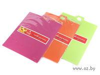 Доска разделочная пластмассовая (30*18,5*0,2 см, арт. HH4030PP)