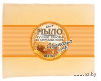 """Мыло ручной работы на натуральных маслах """"Прополис и мед"""" (100 г)"""