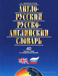 Англо-русский и русско-английский словарь. Александр Винокуров