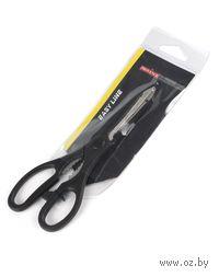 Ножницы универсальные металлические с пластмассовыми ручками (21,5 см)