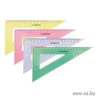Треугольник пластмассовый (30 градусов; 12 см)