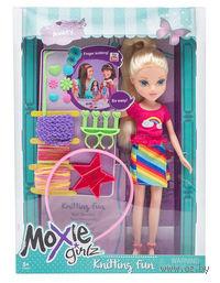 """Кукла """"Moxie Girls. Рукодельница. Эйвери"""""""