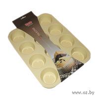 Форма для выпекания силиконовая (330х250х30 мм; арт. 263313)