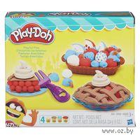 """Набор для лепки """"Play-Doh. Ягодные тарталетки"""""""