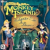 Tales of Monkey Island. Глава 3. Логово Левиафана