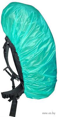 Чехол на рюкзак (морской волны, 30-40 литров)