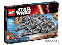 "LEGO. Star Wars. ""Тысячелетний сокол"""