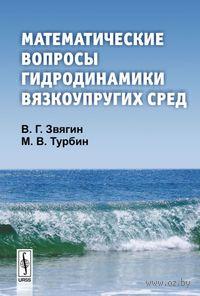 Математические вопросы гидродинамики вязкоупругих сред. Виктор Звягин, Михаил Турбин