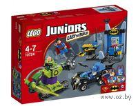 """LEGO Juniors """"Бэтмен и Супермен против Лекса Лютора"""""""