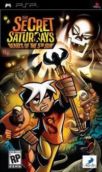 The Secret Saturdays: Beasts of the 5th Sun (PSP)
