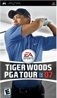 Tiger Woods PGA Tour 2007 (PSP)